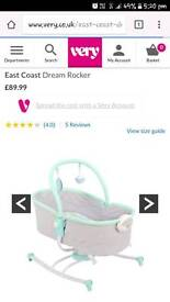 Dream rocker baby chair