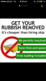 📞✅ RUBBISH & WASTE REMOVAL SERVICES ♻️ tip runs, office/house/garden clearance cheaper then a skip