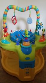 Bright starts entertain and grow activity saucer