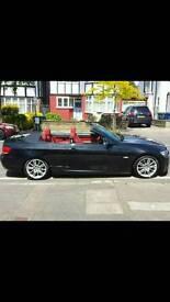 BMW 330D MSport CONVERTIBLE