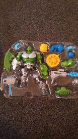 Hulk super hero masher