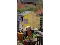 *Free ~ Garden Shed 8x6 (EH4 4GE)