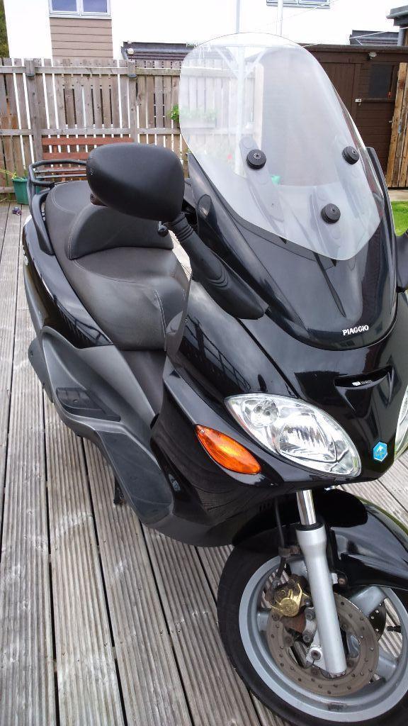 2003 piaggio x9 125 cc in alloa clackmannanshire gumtree. Black Bedroom Furniture Sets. Home Design Ideas