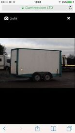 Reduced **Ifor Williams 3.5 tandom axle trailer £2300ono***