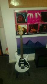 S.U.B Silo3 electric guitar