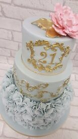 Impressive Celebration Cakes