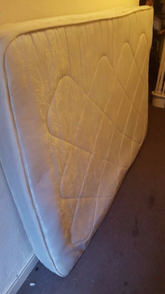 Double Mattress for sale, used but good condition