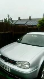 Golf gttdi mk 4 rare 3 door or swop for Audi a3 tdi