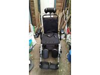 Fusion electric wheelchair with electric tilt & recline