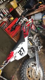 Husqvarna 125 road legal! Learner CBT! Loads of extras