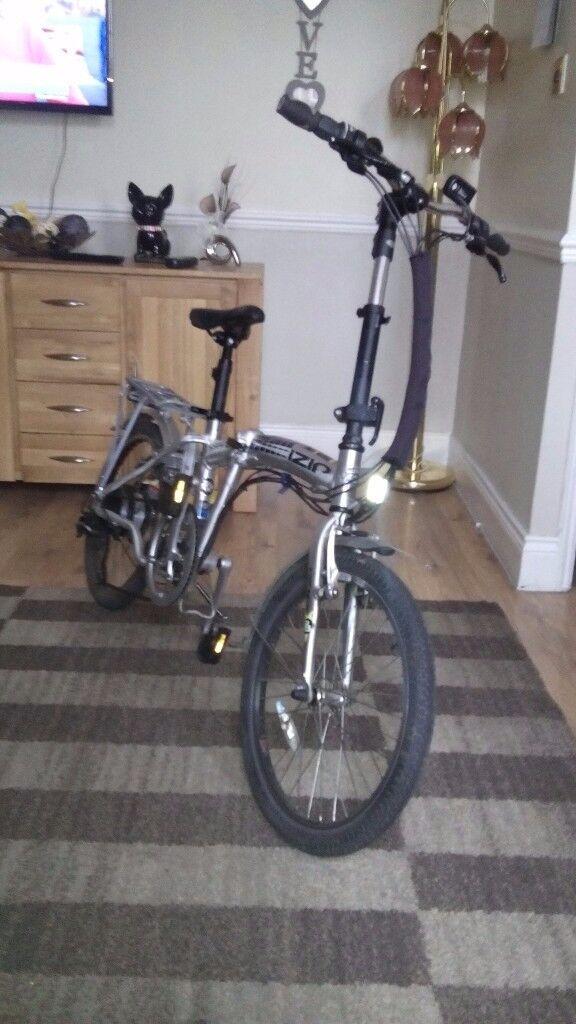Izip electric bike