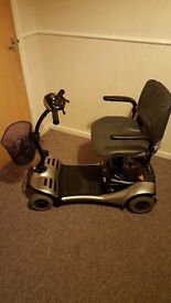 Shoprider boot scooter fully serviced