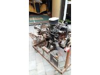 Ford 1600 crossflow and gearbox