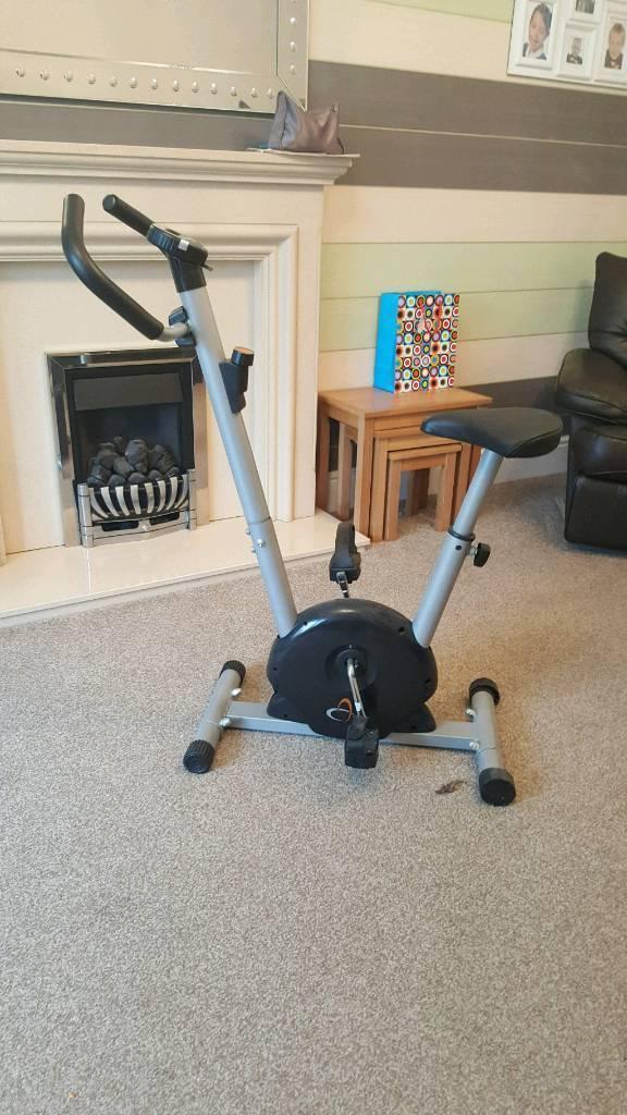 Exercise bikein Ingleby Barwick, County DurhamGumtree - Lightweight exercise bike, excellent condition