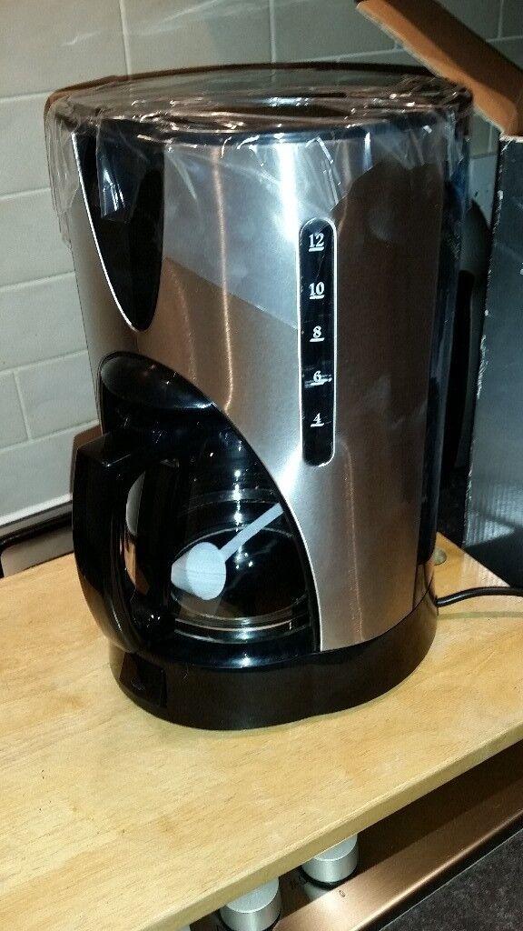 Asda 12 Cup Coffee Maker In Torquay Devon Gumtree