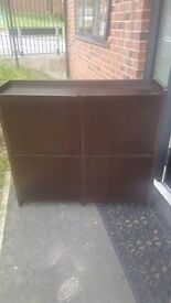 Shoe cabinet 4 drawer rrp £99.99