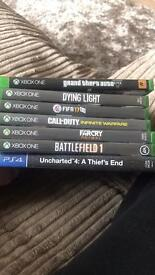 Xbox one PS4 games will post