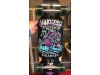 Mindless Calamari longboard