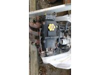 3 cylinder engine subaru justy 1.2