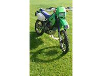 Kawasaki, KLX, 1994, 250 (cc)