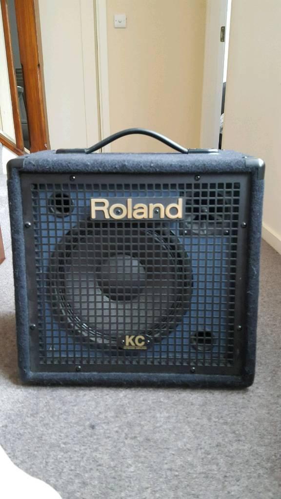 roland kc 60 keyboard amplifier 45w in west bridgford nottinghamshire gumtree. Black Bedroom Furniture Sets. Home Design Ideas