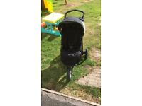 Mamas and papas 3wheeler Pram/buggy/stroller
