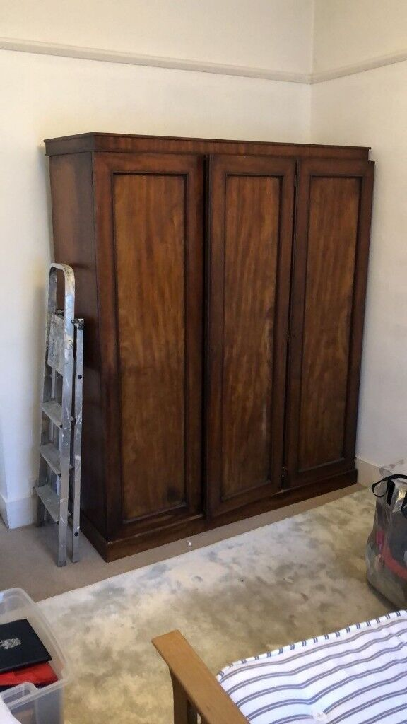 Large Antique Wardrobe (FREE)