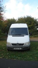 LWB clean reliable SPRINTER....ideal Christmas present