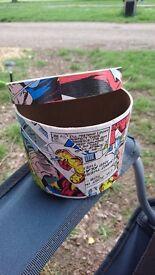 Marvel comic keepsake box