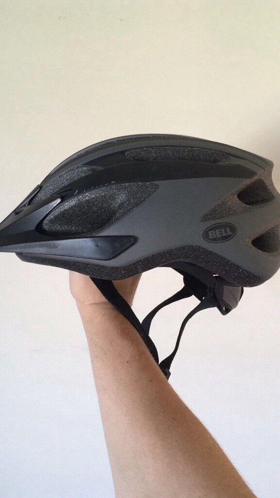 2 Bell Bike Helmets