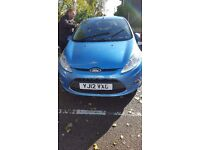 2012 ford fiesta zetec 1.25 29000 miles immaculate condition