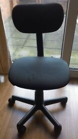 Black Office Chair (FREE)