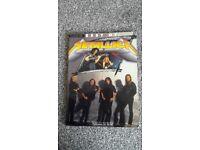 Metallica Best Of Guitar TAB Songbook Sheet Music