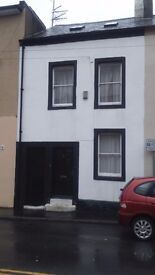 4 bedroom house to rent, Workington town centre.