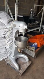 HOBART DOUGH MIXER ORIGINAL 20L 13A JUST PLUG IN FOR COMMERCIAL USE 3 SPEED