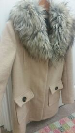 LIPSY coat size 8