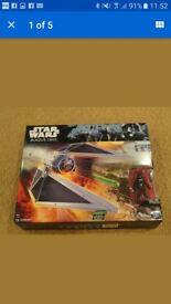 Star wars nerf rebel one tie striker brand new