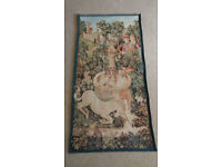 Medieval Tapestry. Excellent condition.