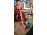 Good condition Strimmer and Black and Decker flymo