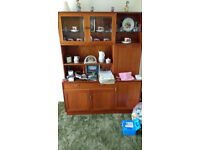 sideboard with drinks cabinet