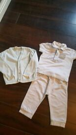 Baby boy IDO outfit