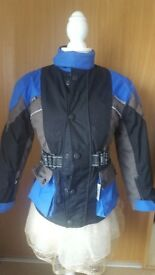 Childs Motorcycle Jacket