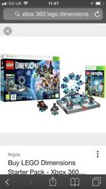Lego dimensions Xbox 360