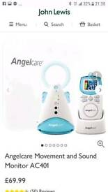 Angelcare breathing mat