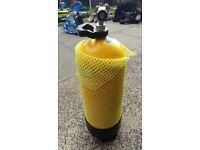 18 litre diving cylinder
