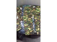 kids army trousers joblot