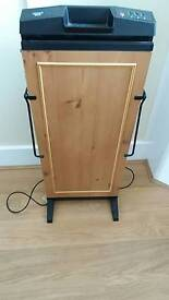 Corby 7700 electric trouser press