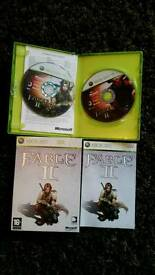 Fable 2 xbox 360 collectors edition