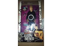 Justin Bieber singing doll new