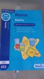 WHS Revise Maths